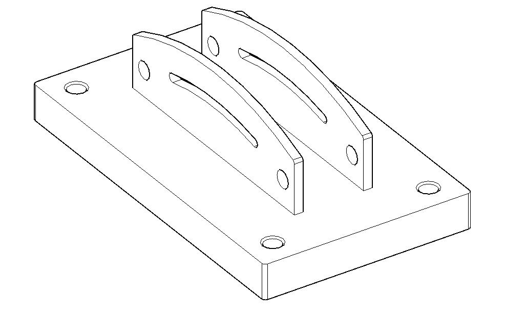Modèle 3D filaire