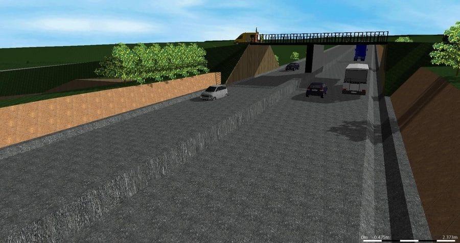 Modélisation routière Covadis